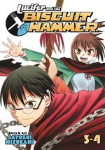 SAMIDARE, Lucifer and the biscuit hammer 2