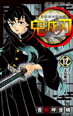 Demon slayer 12 Manga