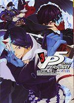 Persona 5 3 Manga
