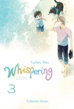 Whispering - Les voix du silence 3 Manga