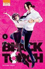 Black Torch T.4 Manga