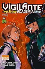 Vigilante - My Hero Academia illegals # 4