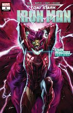 Tony Stark - Iron Man # 6