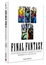 couverture, jaquette Final Fantasy - Encyclopédie Officielle Memorial Ultimania 2