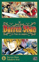 Darren Shan 6 Manga