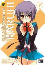 La Mélancolie de Haruhi Suzumiya 7 Manga