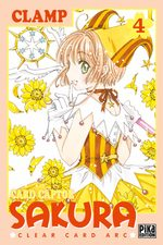 Card captor Sakura - Clear Card Arc 4