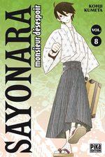 Sayonara Monsieur Désespoir 8 Manga