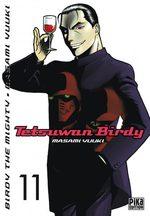 Tetsuwan Birdy 11 Manga