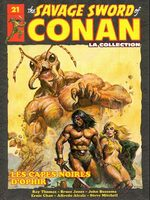 The Savage Sword of Conan # 21