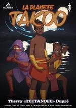 La Planète Takoo 1 Global manga