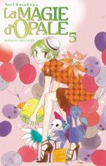 La magie d'Opale 5 Manga