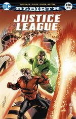 Justice League Rebirth 16