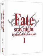 Fate/stay night  : Unlimited Blade Works 1 Série TV animée
