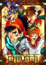 Tpiutopia 1 Global manga