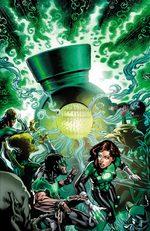 Green Lanterns # 8