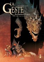 La geste des chevaliers dragons  # 27