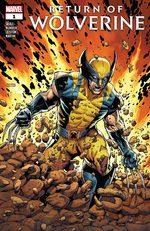 Wolverine - Le retour de Wolverine # 1