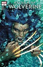 Wolverine - Le retour de Wolverine # 2