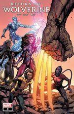 Wolverine - Le retour de Wolverine # 3