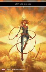 Captain Marvel - La vie de Captain Marvel 5