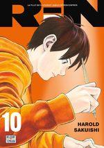 RiN T.10 Manga