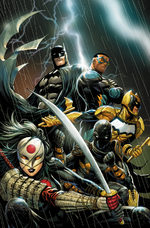 Batman and the Outsiders # 1
