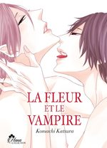 La Fleur et le vampire Manga