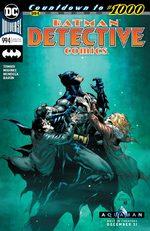 Batman - Detective Comics 994
