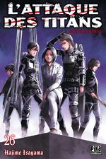 L'Attaque des Titans # 26