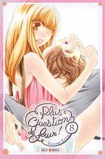 Plus question de fuir! 8 Manga