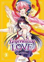 Legendary Love 3 Manga