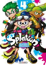 Splatoon 4 Manga