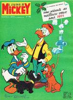 Le journal de Mickey 968 Magazine