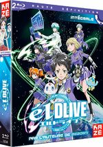 ēl DLIVE 1 Série TV animée