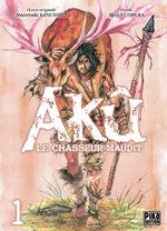 Akû le Chasseur Maudit T.1 Manga