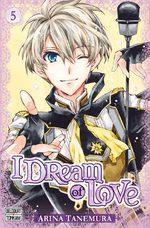 I dream of love 5 Manga