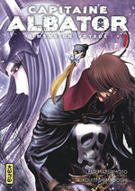 Capitaine Albator : Dimension voyage 7 Manga