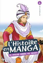 L'Histoire en manga 4 Manga