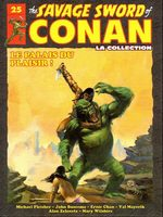 The Savage Sword of Conan # 25