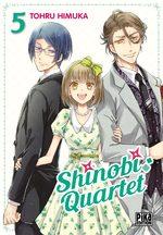 Shinobi Quartet # 5