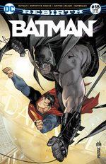 Batman Rebirth # 18