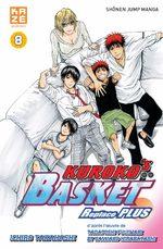 Kuroko's Basket Replace PLUS 8 Manga