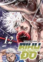 Riku-do - La rage aux poings 12
