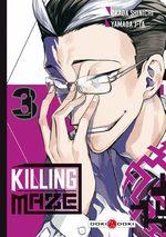 Killing Maze 3 Manga