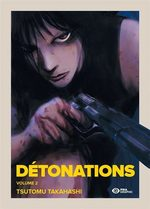 Détonations T.2 Manga
