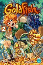 Goldfish 2 Global manga
