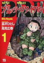 Blitz Royale 1 Manga