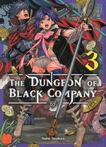 The Dungeon of Black Company 3 Manga