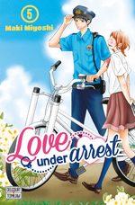 Love under Arrest 5 Manga